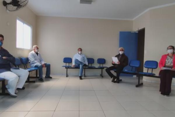 Reunião da Assembléia Geral Ordinária da Santa Casa de São Bento do Sapucaí